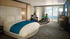 Accessible Spa Junior Suite with Balcony