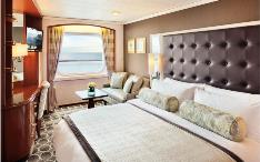 cr serenity deluxe stateroom with large picture window