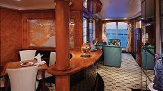 Owners Suite with Large Balcony