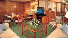Owners Suite w Large Balcony