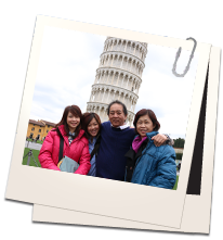 Weiqi Loh and Family Testimonial